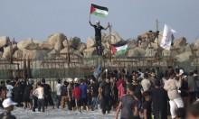 غزة: 29 إصابة في المسير البحري الـ11 لكسر الحصار