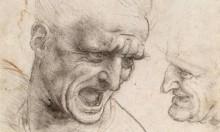 """لماذا رسم دافنشي """"الوجوه الوحشية""""؟"""