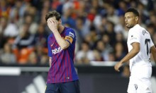 برشلونة يواصل تعثره في الدوري