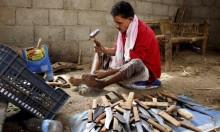 """""""الجنبية اليمنية"""": موروث ثقافي بات يُصنع من مخلفات الحرب"""