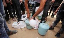 مخاوف أمنية إسرائيلية: هل يُصدر نضال البالونات الحارقة للضفة؟
