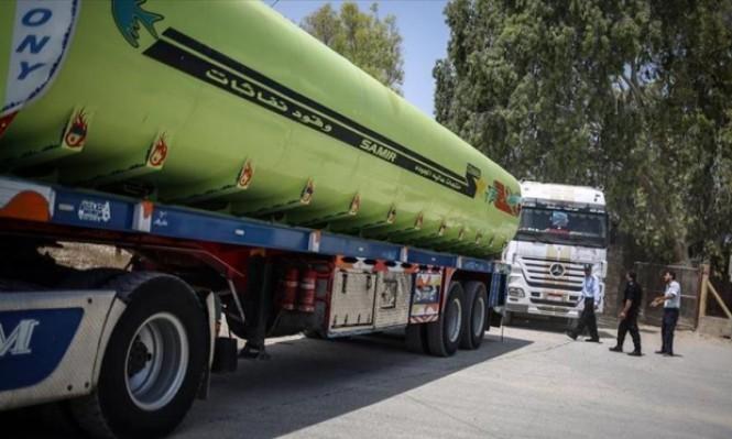 حماس: إدخال الوقود لمحطة الكهرباء خطوة أولى تتبعها خطوات