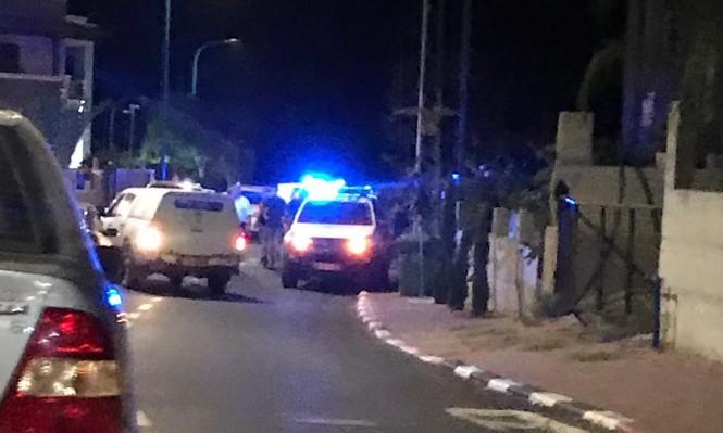 طرعان: إلقاء قنبلة صوتية على منزل رئيس المجلس