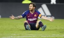 برشلونة يرغب في تمديد عقد ميسي