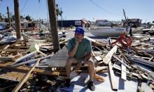 """حصيلة ضحايا الإعصار """"مايكل"""" ترتفع إلى 18 و 2100 مفقود"""