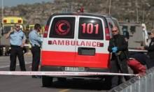 إصابة خطيرة لفلسطينيين دهستهما مركبة للمستوطنين قرب قلقيلية