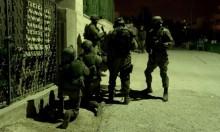اعتقال 11 فلسطينيا ومواجهات مع الاحتلال في شويكة