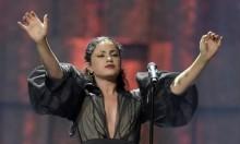 """آمال المثلوثي تفتتح مهرجان """"الإبداع المهجري"""" التونسي بطلب الحرية"""