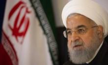 روحاني يتهم أميركا بالسعي لتغيير نظام الحكم بإيران