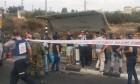 استشهاد فلسطيني بنيران الاحتلال قرب