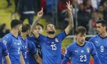 إيطاليا تفوز على بولندا بالوقت القاتل