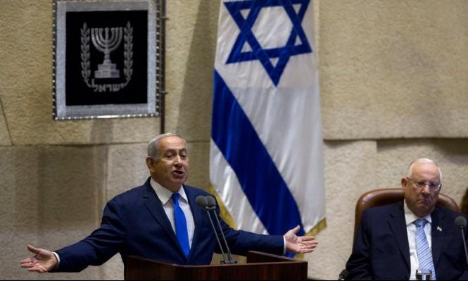 نتنياهو: إسرائيل تواصل العمل ضد إيران في سورية