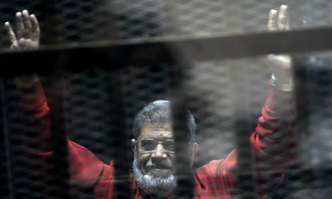 """مصر: حكمٌ نهائي بحق مُرسي بقضيّة """"إهانة السلطة القضائية"""""""