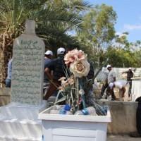 رفض الدعوى لنقل أضرحة من مقبرة القسام
