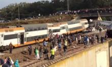 المغرب: مصرع 6 على الأقل في انحرافِ قطارٍ عن سكّته