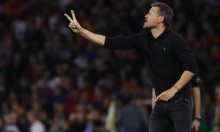 إنريكي يبرر سبب الخسارة القاسية أمام إنجلترا