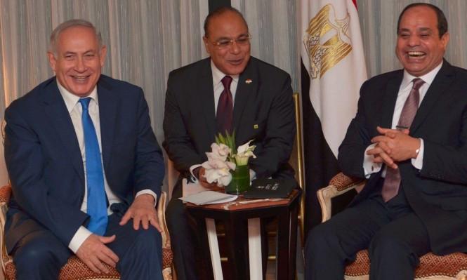 دراسة: أهمية اقتصادية وإستراتيجية إسرائيلية لتصدير الغاز لمصر