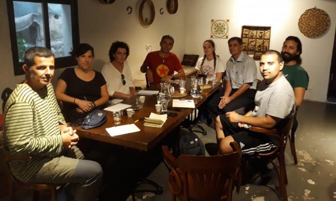جمعية الدفاع عن حقوق المهجرين تستضيف وفدا إسبانيا