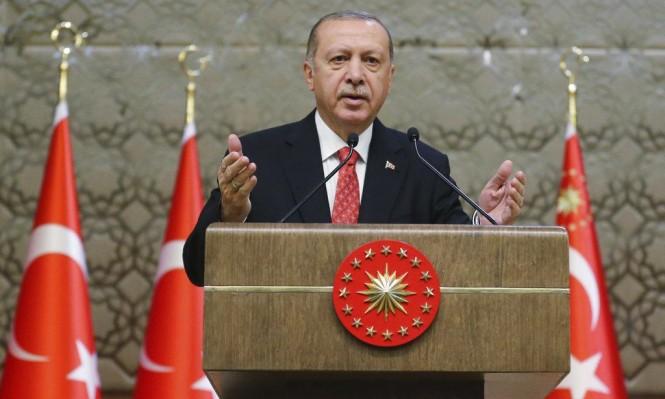 قضية خاشقجي: إردوغان يكشف طلاء مواد في القنصلية