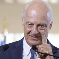 دي ميستورا يبلغ مجلس الأمن باستقالته