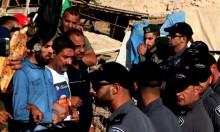 إصابات في مواجهات مع الاحتلال في الخان الأحمر