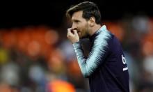 برشلونة لا ينوي تجديد عقد ميسي