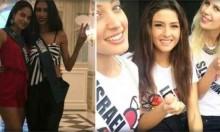 ملكة جمال الأرض: سحب لقب المتسابِقة اللبنانية بسبب التطبيع