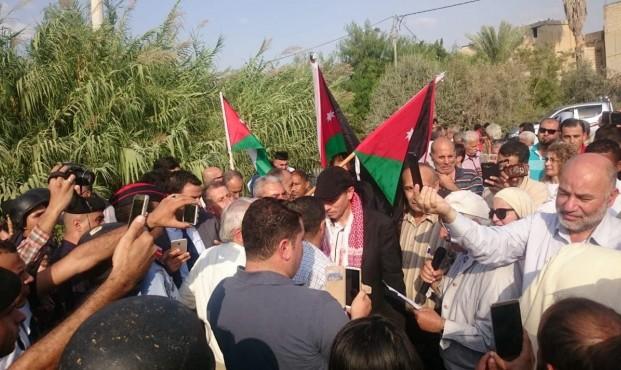 #الباقورة_والغمر: الأردنيون يطالبون باستعادة أراضيهم من الاحتلال