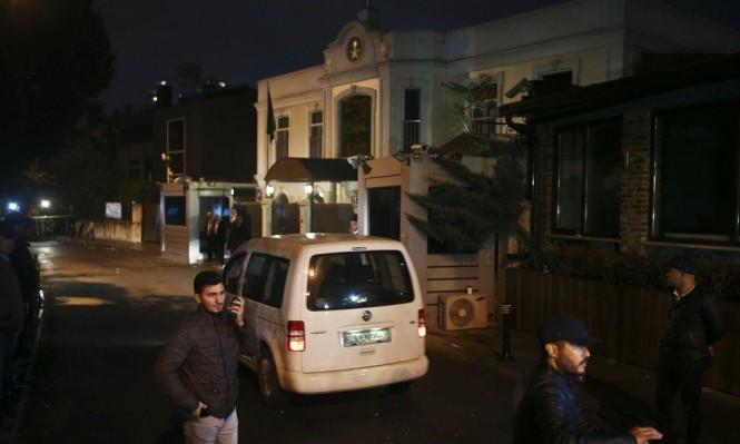 لبحث قضية خاشقجي: بومبيو يصل تركيا وتأجيل تفتيش منزل القنصل
