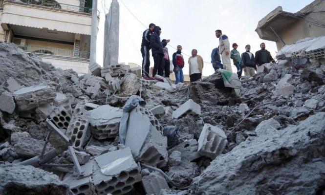 """""""النظام السوري يمنع النازحين من العودة إلى ممتلكاتهم"""""""