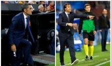 برشلونة وريال مدريد.. في جولة الهروب من الأزمة