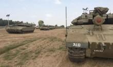 الجيش الإسرائيلي: إطلاق القذيفتين ليس بتوجيه قيادة حماس