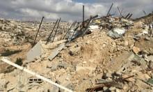 الاحتلال يهدم منزلين بالبيرة ونابلس ويعتقل 13 فلسطينيا