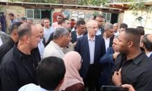 الحمد الله من الخان الأحمر: سنواصل التصدي لمخطط الاقتلاع والتهجير