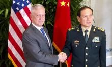 ماتيس يلتقي نطيره الصيني لتخطي التوترات العسكرية