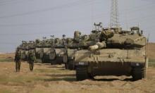 الجيش الإسرائيلي: مئات الجنود سيقتلون في حرب على غزة