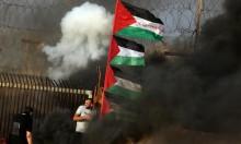 غزة: 115 مصابا بقمع الاحتلال لمسيرات العودة
