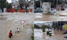 تونس: ارتفاع ضحايا الفيضانات لـ6 أشخاص