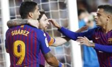 قرعة كأس الملك: مواجهتان سهلتان للريال وبرشلونة
