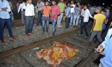 الهند: قطارٌ يدهسُ حشدًا ويُوقعُ 50 قتيلًا على الأقل