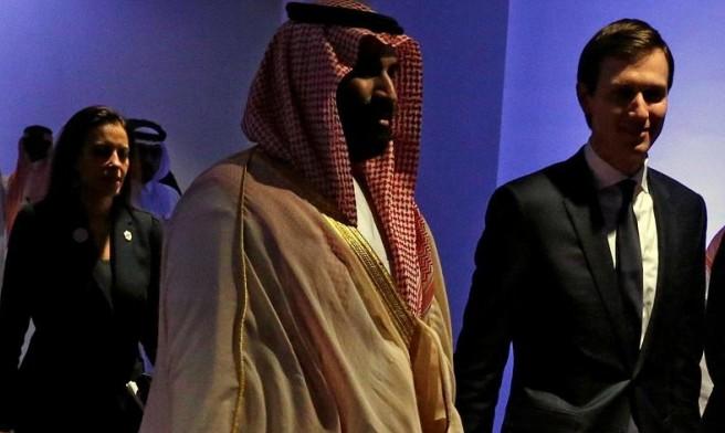 قضية خاشقجي: كوشنر يطلب من ترامب دعم ابن سلمان