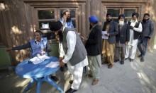انفجارات في مراكز اقتراع في كابل