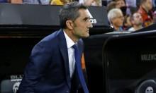 مدرب برشلونة يعلق على إمكانية عودة نيمار