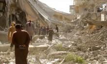 سورية: مقتل 32 مدنيا في غارات للتحالف الدولي