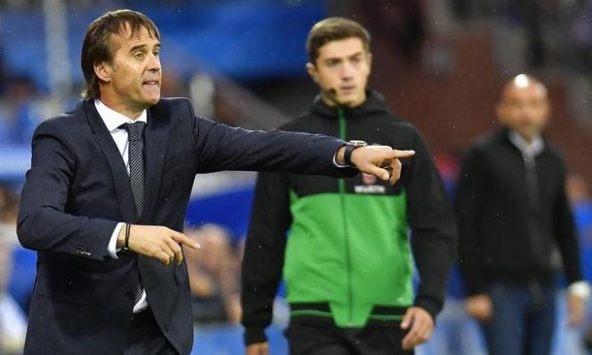 مدرب جديد لخلافة لوبيتيجي في ريال مدريد