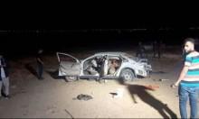 رهط: 4 إصابات إحداها حرجة بانقلاب سيّارة