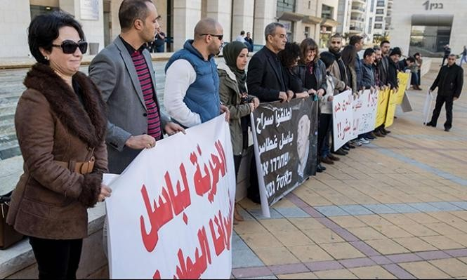 التجمع يطالب بوقف التنكيل ضد غطاس وجميع الأسرى
