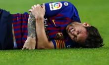 أطباء برشلونة يحددون العلاج الأنسب لإصابة ميسي