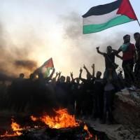 غزة: شهيد و6 إصابات برصاص الاحتلال
