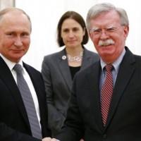 اتفاق مبدئي على عقد قمةٍ بين بوتين وترامب الشّهر المُقبل